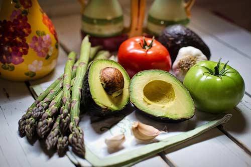 vitamine e voeding