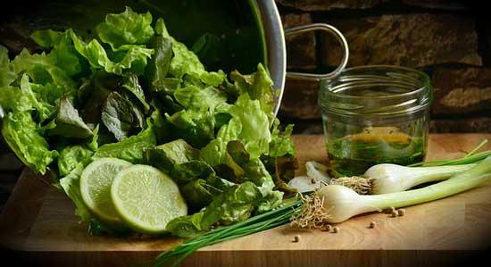 groenten gezonde voeding