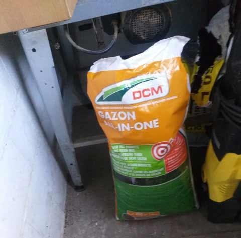 meststof voor gazon