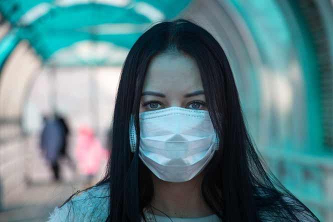mondmasker coronavirus covid 19
